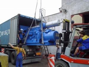 Diesel engines and diesel generators
